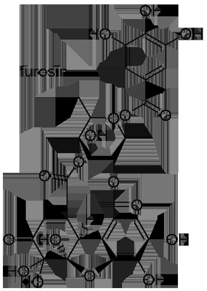 ゲンノショウコ 化学構造式3