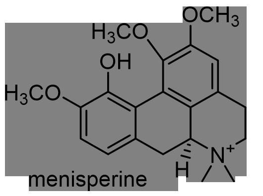 コウモリカズラ 化学構造式3