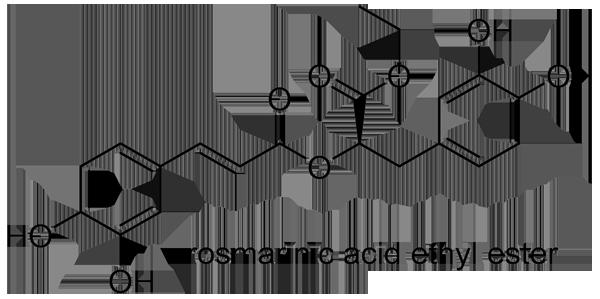 シロネ 化学構造式2