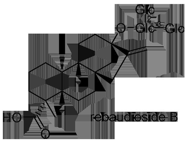 ステビア 化学構造式3