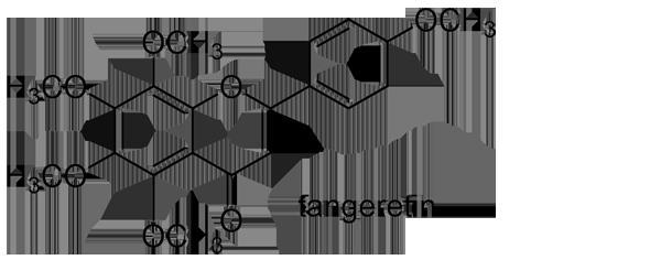 タラヨウ 化学構造式2