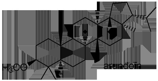チガヤ 化学構造式2