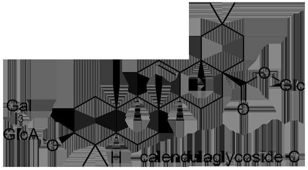 トウキンセンカ 化学構造式3