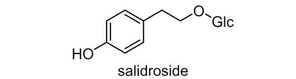 トキワマンサク 化学構造式2