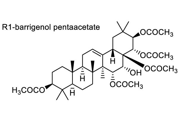 トベラ 化学構造式3