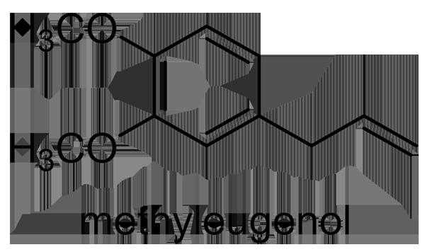 ニオイアヤメ 化学構造式3