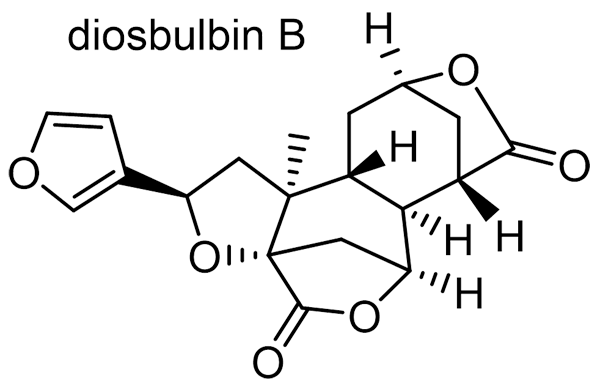 ニガカシュウ 化学構造式2