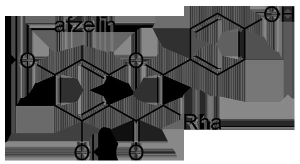 ニワウメ 化学構造式2