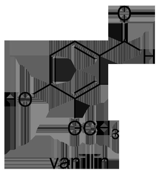 ニワトコ 化学構造式2