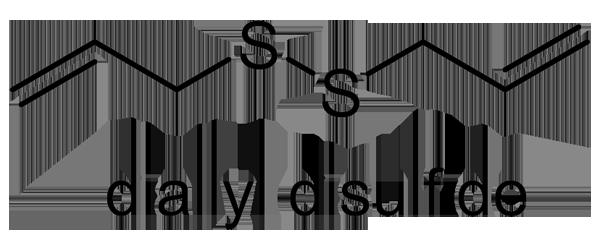 ニンニク 化学構造式2