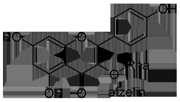 ノブドウ 化学構造式2