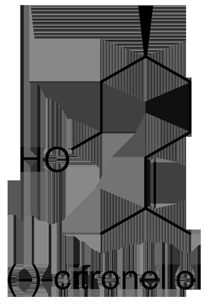 ハマナス 化学構造式2