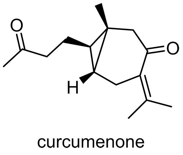 ハルウコン 化学構造式2