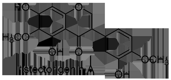 ヒオウギ 化学構造式3