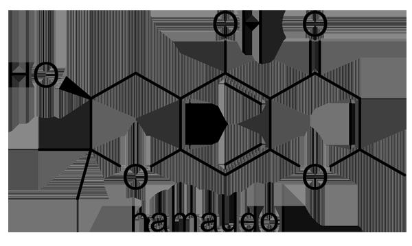 ボタンボウフウ 化学構造式2
