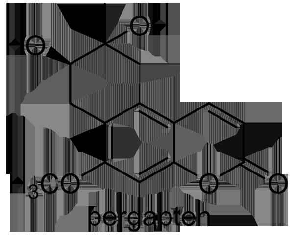 ボタンボウフウ 化学構造式3