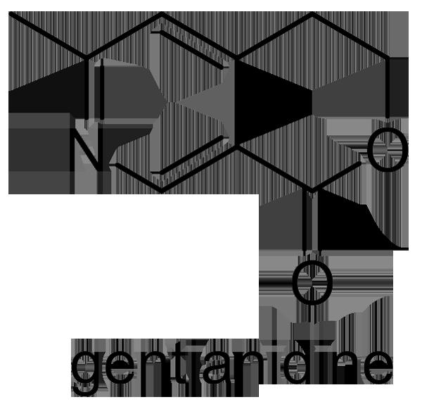 ミツガシワ 化学構造式3