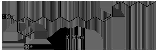 イチョウ 化学構造式3