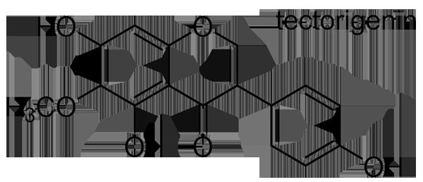 イヌクログワイ 化学構造式3
