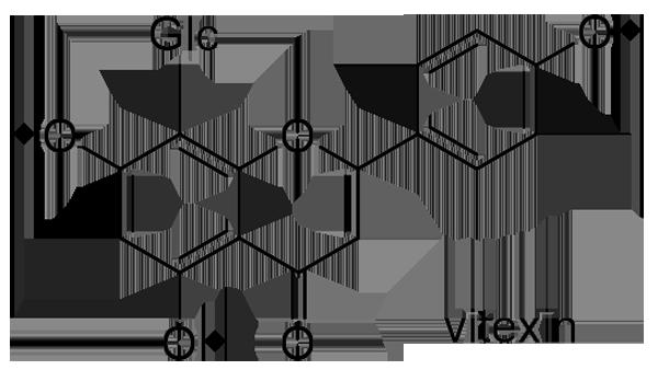ウキクサ 化学構造式2