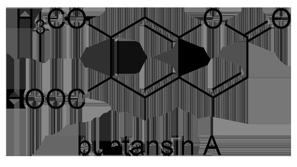 エゾミソハギ 化学構造式2