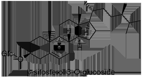 オオバジャノヒゲ 化学構造式3