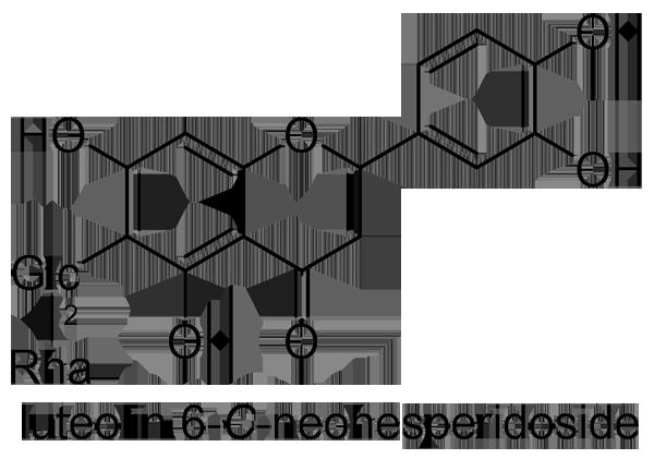 オジギソウ 化学構造式2