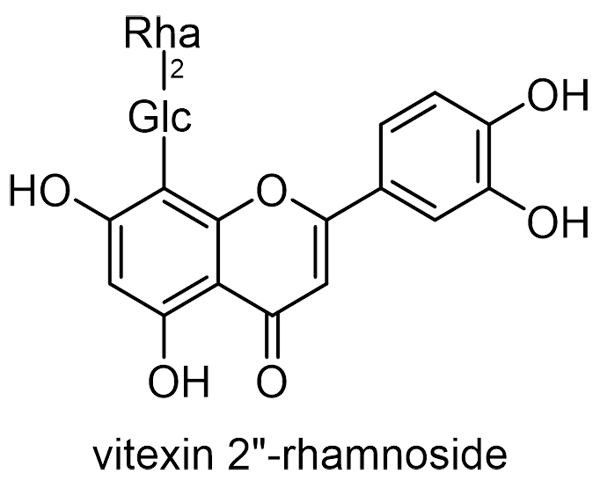 オジギソウ 化学構造式3