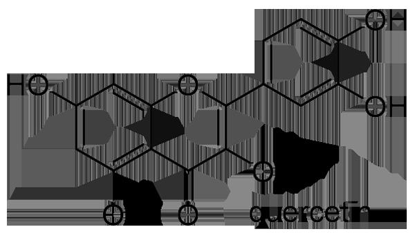 キンシバイ 化学構造式3