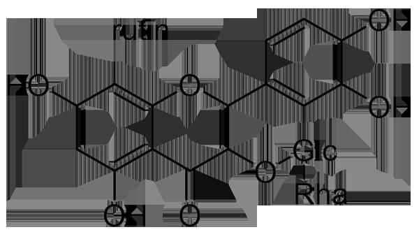 コガマ 化学構造式2