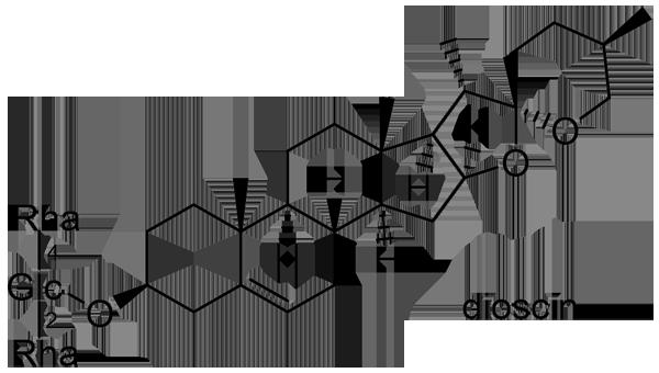 シュロ 化学構造式3