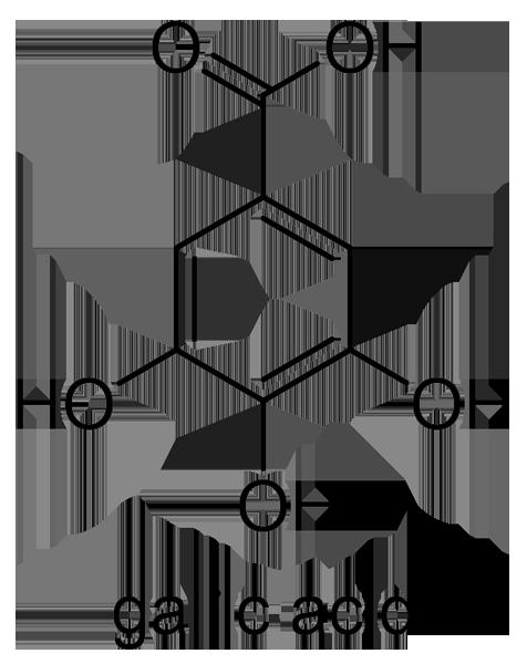 タンキリマメ 化学構造式2