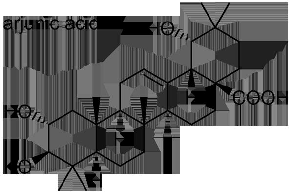 ナニワイバラ 化学構造式3