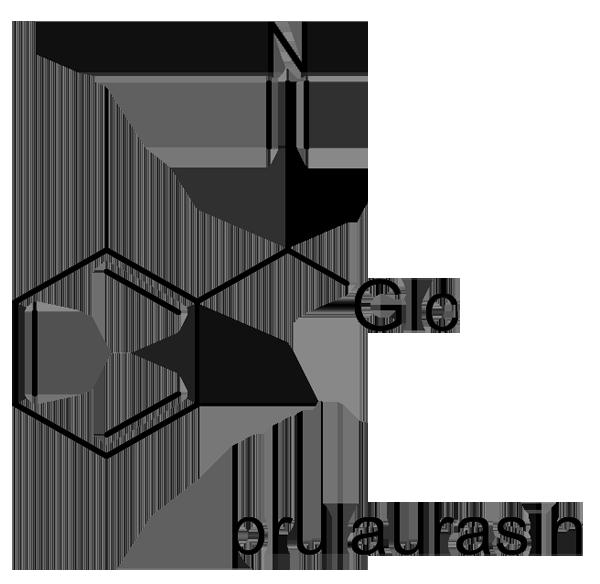 バクチノキ 化学構造式2