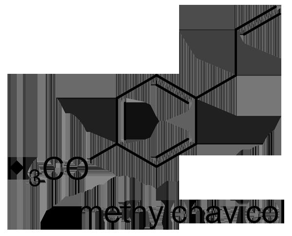 バジル 化学構造式2