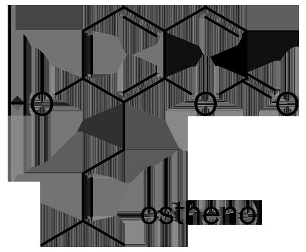 ハマボウフウ 化学構造式3
