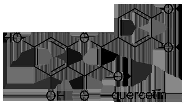 ヒツジグサ 化学構造式2