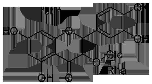ヒメガマ 化学構造式2