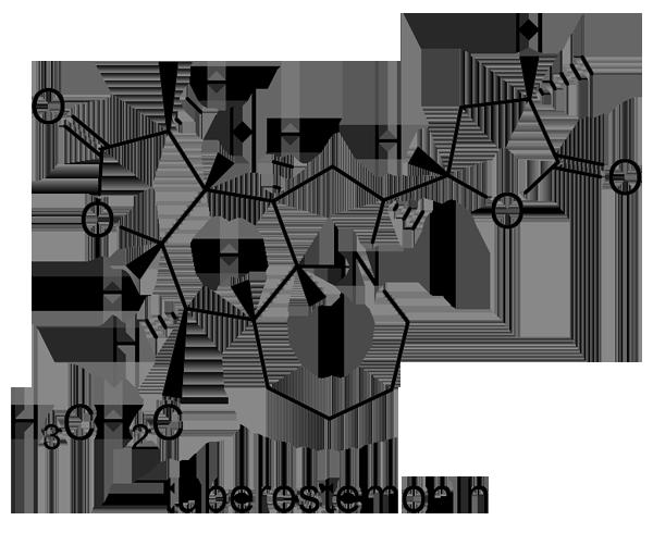 ビャクブ 化学構造式3