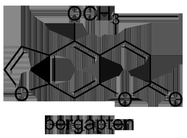 ヒュウガトウキ 化学構造式3