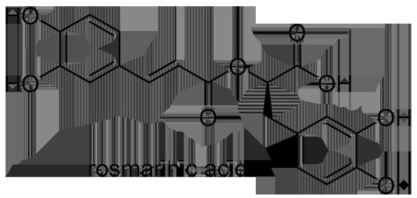 ホーリーバジル 化学構造式2