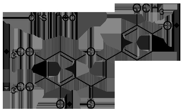 ホーリーバジル 化学構造式3