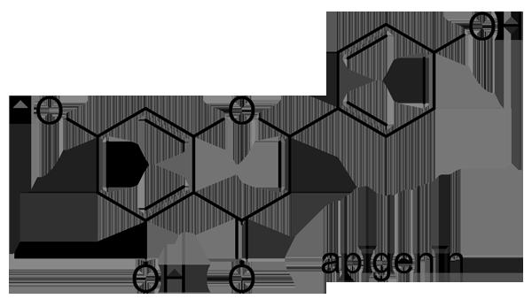 ホザキキカシグサ 化学構造式3
