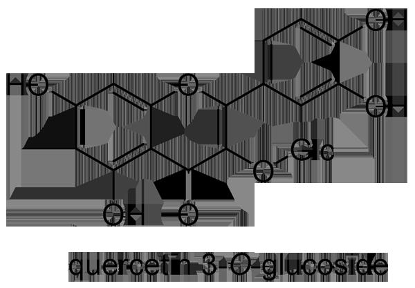 ムクノキ 化学構造式3