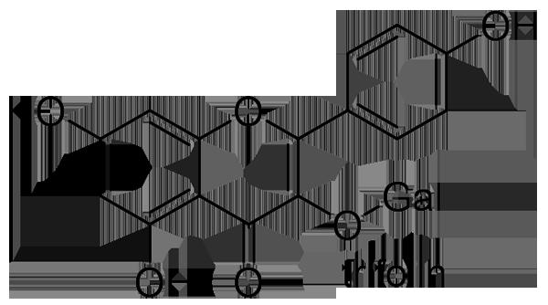 モロヘイヤ 化学構造式2