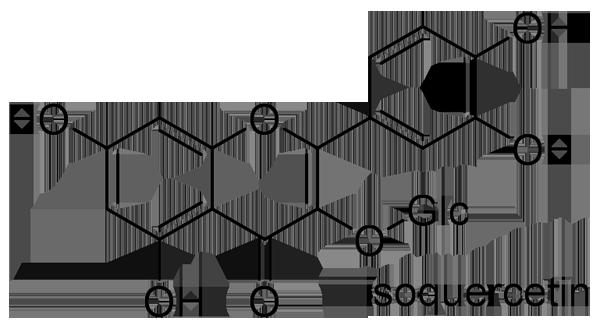 モロヘイヤ 化学構造式3