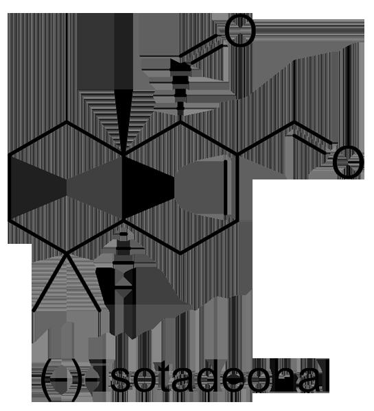ヤナギタデ 化学構造式2