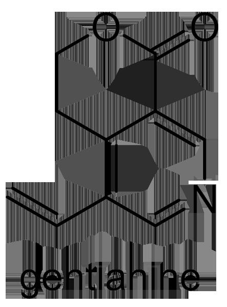リンドウ 化学構造式3