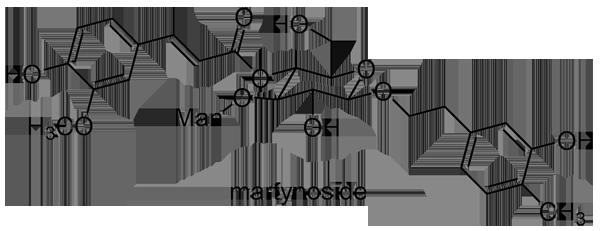 チョロギ 化学構造式3