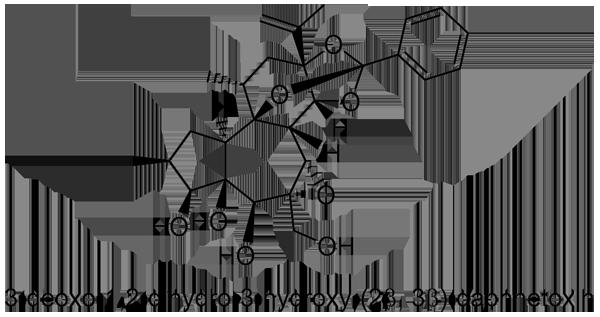 フジモドキ 化学構造式2